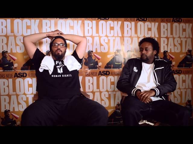 ASD (Afrob & Samy Deluxe) Blockbasta Interview Teil 1