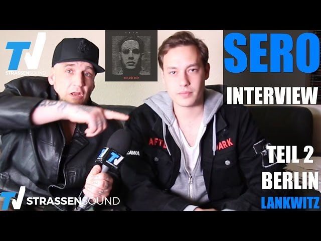 SERO Interview bei MC Bogy in Berlin Lankwitz - Teil 2