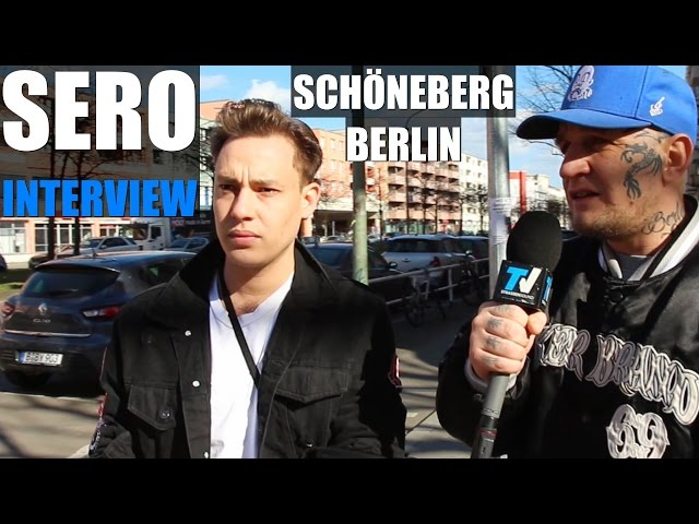 SERO Interview in Berlin Schöneberg mit MC Bogy - Teil 1