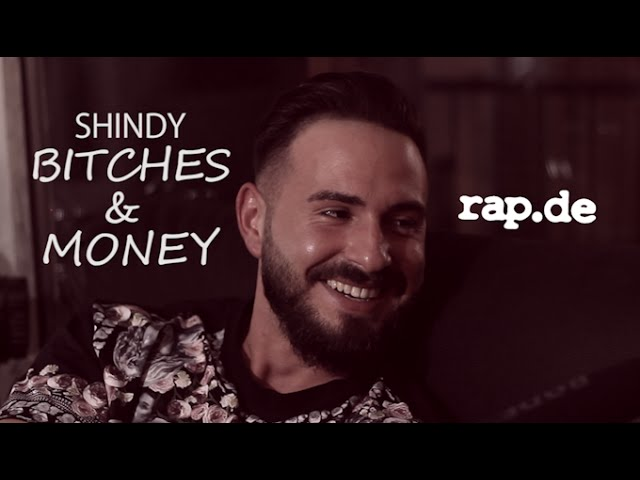 SHINDY: BITCHES & MONEY (rap.de-TV)