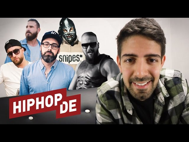 Shindy, KC Rebell, Kollegah, Genetikk, Sido uvm.: Wahnsinns-Deutschrap-Wochen 2016! – On Point