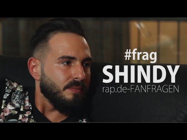 #frag: SHINDY (rap.de-FANFRAGEN)