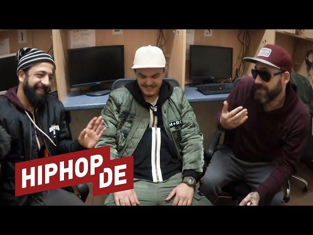 Sido & Estikay: Neue Alben & Signings, eigenes Label, mit LKWs auf Tour uvm. (Interview) #waslos