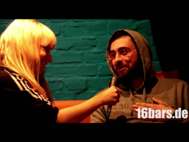 sido Interview mit Visa Vie (1/4) (16bars.de)