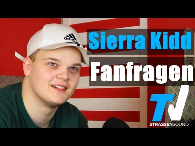 SIERRA KIDD Fan Fragen: Kynda Gray, RAF, Money Boy, Drogen, Kollegah, Kayef,  Haftbefehl, Dat Adam
