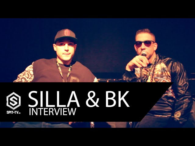 Silla & BK über gemeinsame Tour, Alltag, Fitness, Songwriting unterwegs uvm.