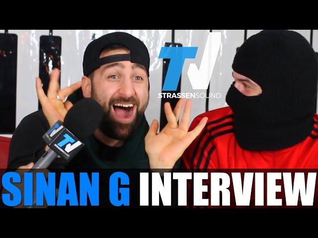 SINAN G Interview: Knast, Album, Politik & Religion, Blokkmonsta, Illuminati, Karl Ess, Bademeister