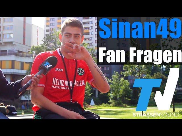 Sinan49 Fan Fragen: Kollabo mit Nate57, Kalim, Hannover 96, 187 Strassenbande, FIFA, Mobb Deep, Benz