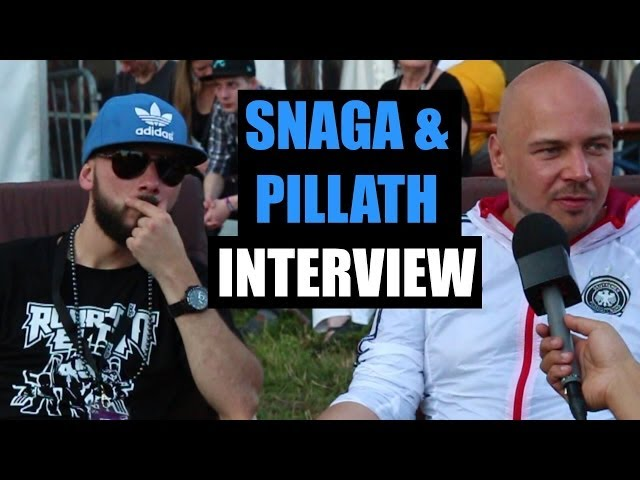 SNAGA & PILLATH INTERVIEW: Out4Fame Festival, Comeback, Ruhrpott, Talion2, Fard, WM, Deutschland