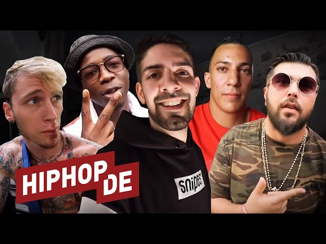 SNIPES Hype Festival mit Farid Bang, Bazzazian, MGK, MHD, Asher Roth, Fat Joe uvm. – Backstage