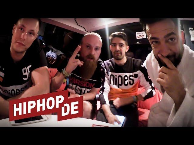 So geil war das Openair Frauenfeld 2016! Toxik, Rooz, Erich & Aria ziehen ein Fazit – Backstage