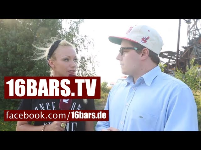 splash! 2013 Spezial #12: DCVDNS im Interview (16BARS.TV)