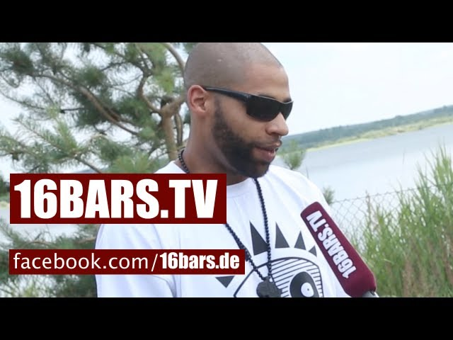 splash! 2013 Spezial #13: Megaloh im Interview (16BARS.TV)