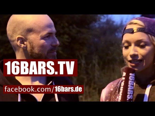 splash! 2013 Spezial #14: Curse über Celo & Abdi & Deutschrap-Hoffnungen (16BARS.TV)