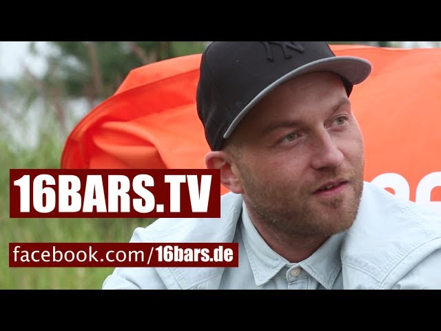 splash! 2013 Spezial #15: Chakuza im Interview (16BARS.TV)
