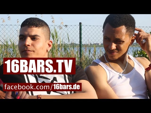 splash! 2013 Spezial #16: Nate57 & Telly Tellz im Interview (16BARS.TV)