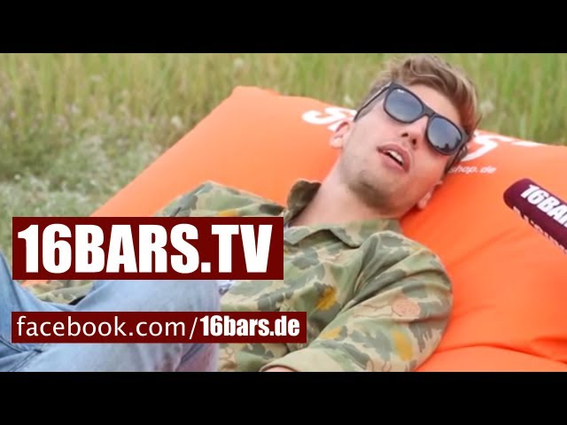 splash! 2013 Spezial #18: Muso im Interview (16BARS.TV)