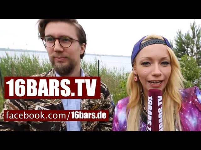 splash! 2013 Spezial #19: Prinz Pi im Interview (16BARS.TV)
