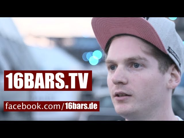 splash! 2013 Spezial #4: Persteasy im Interview (16BARS.TV)