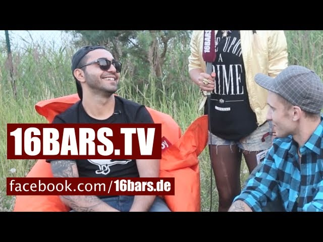 splash! 2013 Spezial #8: Rapquiz - MoTrip vs Shneezin (16BARS.TV)