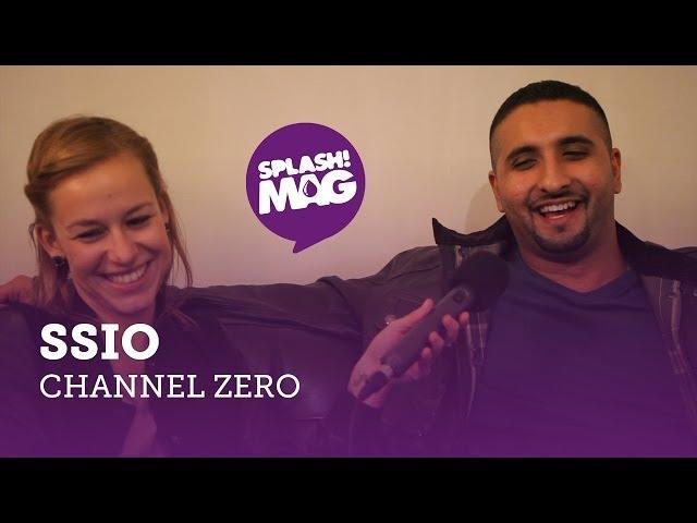 SSIO über Haftbefehl, Man of Booom & sein erstes Mal (splash! Mag Channel Zero)