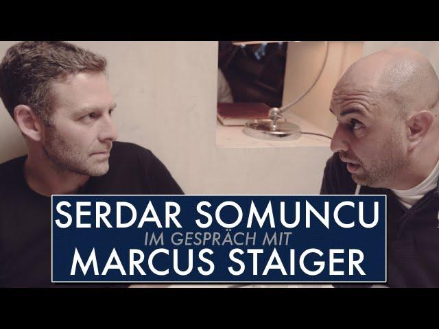 Serdar Somuncu & Marcus Staiger im Gespräch (zqnce)
