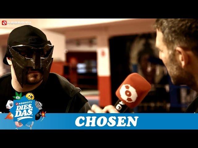 CHOSEN - DIES DAS - RAPSPARRING SPEZIAL (OFFICIAL HD VERSION AGGROTV)