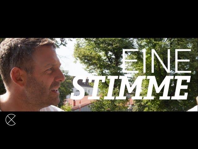 EINE STIMME - Marcus Staiger