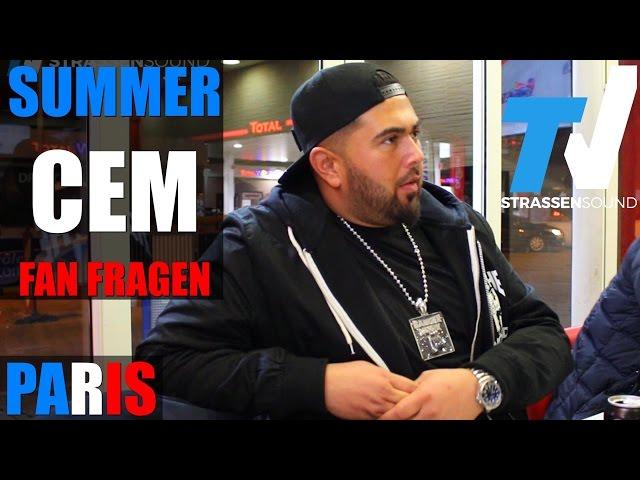 SUMMER CEM Fan Fragen: #1, Farid Bang entdeckt, Kool Savas Feature, Banger Musik Signing, Silla Beef