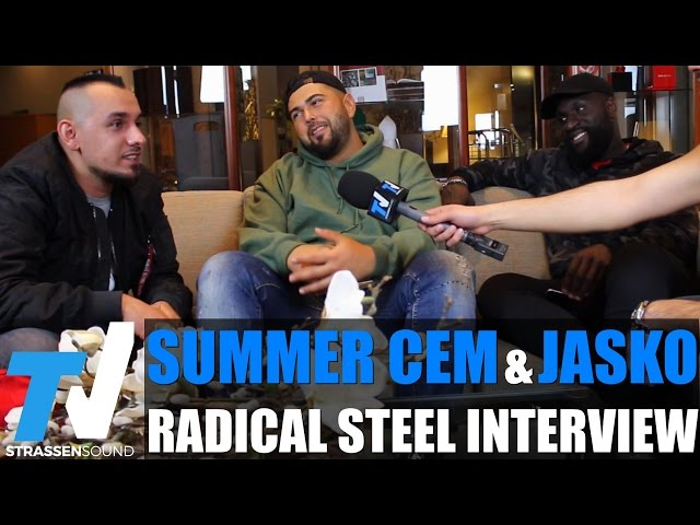 SUMMER CEM & JASKO Interview: Radical Steel, Cemesis Tour, Ali As, Farid Bang Blut, Namika, KC, #1