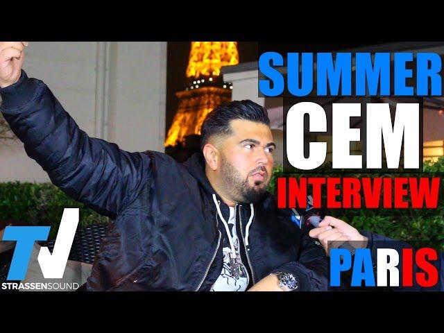 SUMMER CEM Paris Interview: Cemesis, Farid Bang, Kool Savas, Jasko, Du Maroc, Namika, Banger, Silla