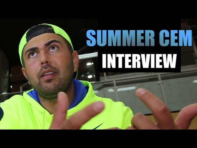 SUMMER CEM INTERVIEW - Babas, Barbies & Bargeld - Doowayst - TV STRASSENSOUND