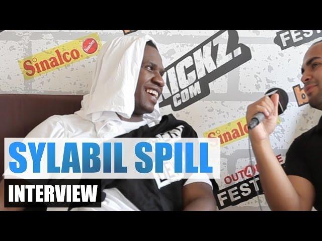 SYLABIL SPILL INTERVIEW: Schnellster Rapper, Köln, Kongo, Respekt Vor Gewalt, DMX, Mobb Deep, WM