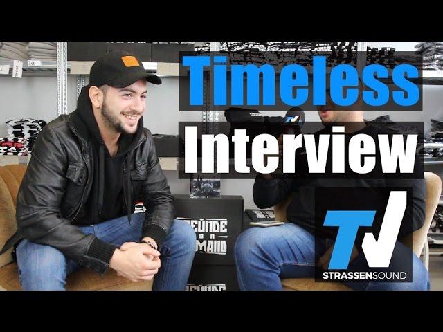 TIMELESS Interview: Antiheld, Freunde Von Niemand, Vega, Italien, Mauli Diss, Eminem, Deadpool, Köln
