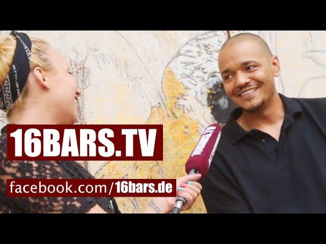 Interview: Tone über neues Album, Hundesitting & die Entwicklung von Deutschrap (16BARS.TV)