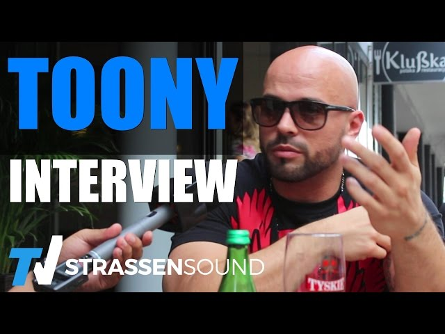 TOONY Interview: Schwesta Ewa, Bushido, Money Boy, Fler, Kay One, Farid Bang, RapUpdate, Nazi, Diss