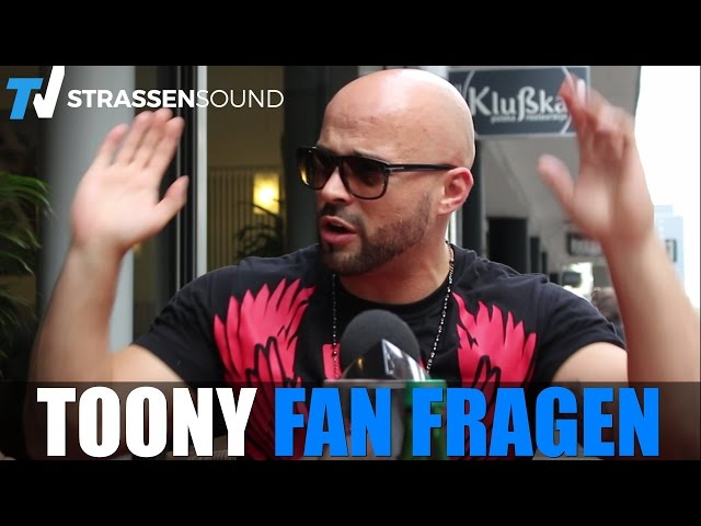 TOONY Fan Fragen: Hurensohn, Kritik, Christentum, Mobbing, Polen, Rassismus, Money Boy, Kollegah, 81