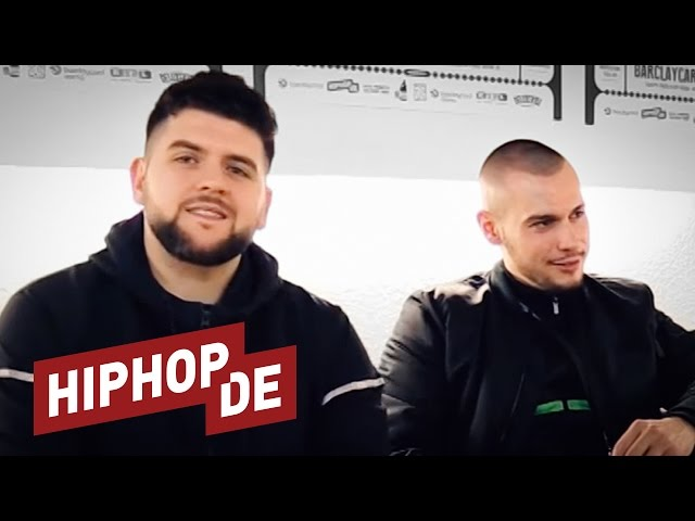 Vega & Bosca: Deutschrap-Classics aus FFM – Azad, Haftbefehl uvm. (Interview) – On Point Talk
