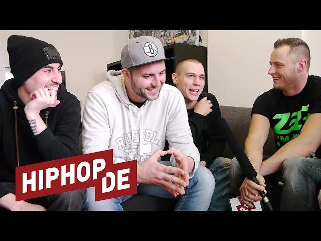 Vega & Freunde von Niemand: Die 5 meistbesuchten Internetseiten (Interview) - Jetzt mal Erich