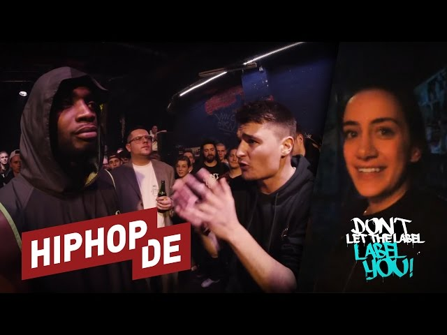 Vernichtende Punchlines & viel Liebe für Rap: Hinter den Kulissen von DLTLLY – Helen Backstage