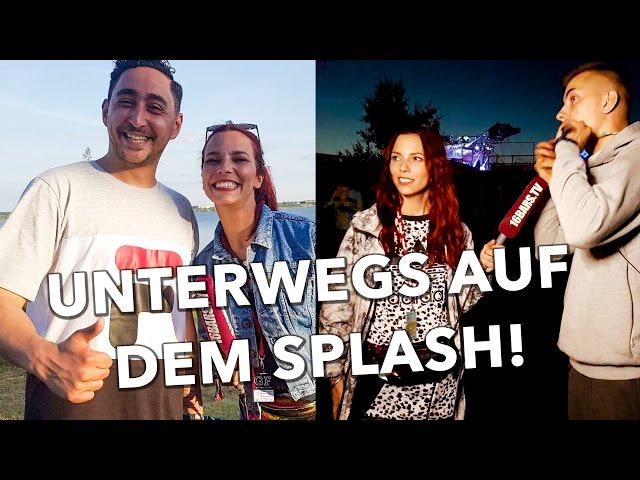 Unterwegs auf dem splash! Festival: Eko, Haft, 257ers, Marvin & Mauli uvm (16BARS.TV)
