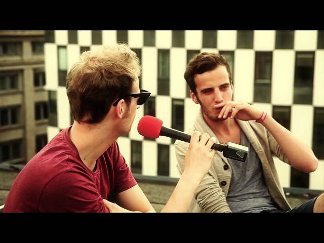 stufe.tv Interview mit Weekend