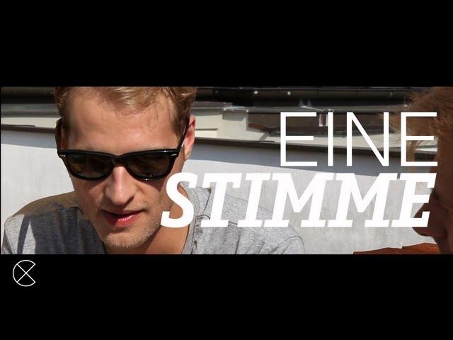 EINE STIMME - Weekend