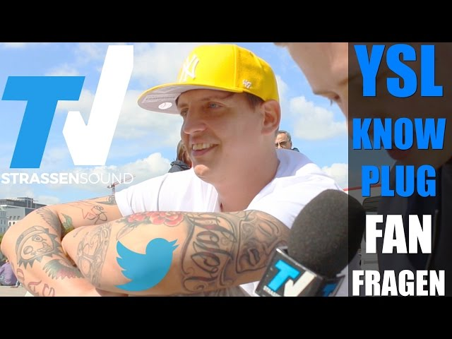 YSL KNOW PLUG Ex Money Boy Fan Fragen: Kollegah, KC Rebell, Bushido, Fler, Hustensaft Jüngling, EM