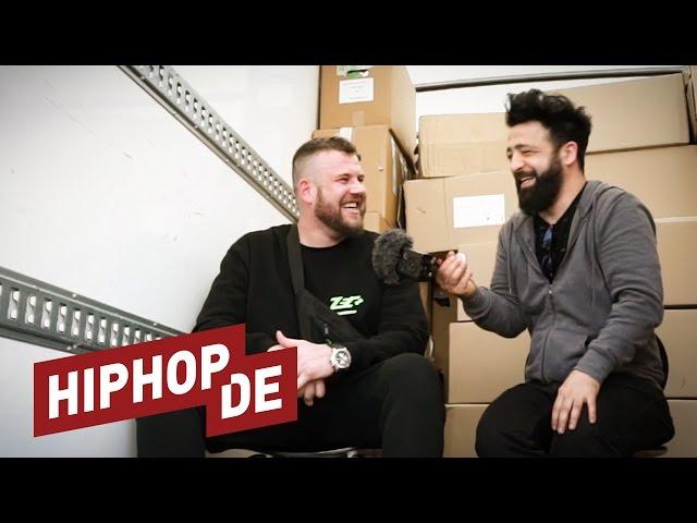 Zec+ CEO Matthias Clemens: Anpacker Stiftung mit Kollegah, Bodybuilding uvm. (Interview) #waslos