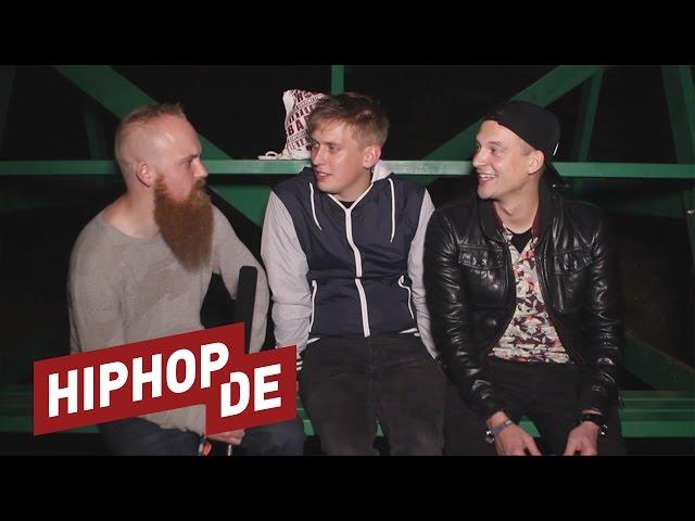 Zugezogen Maskulin über Journalisten, Hipster und Berlin (Interview) - Toxik trifft (Splash! 17)