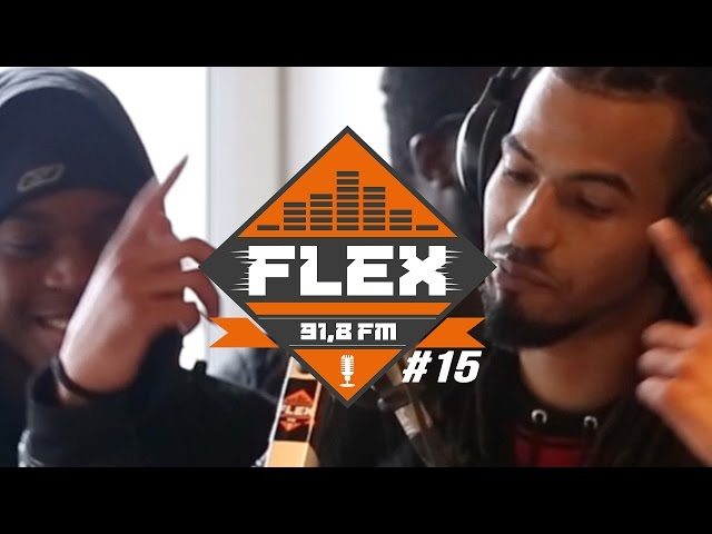 FleX FM - FLEXclusive Cypher 15 ($€¥ - Kopfticker Special)