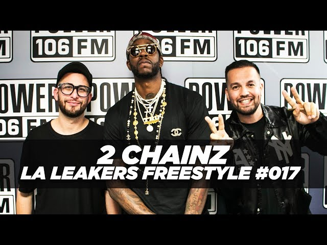 2 Chainz - DNA. (Freestyle)