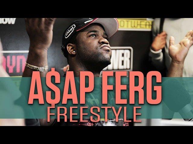 A$AP Ferg - Freestyle