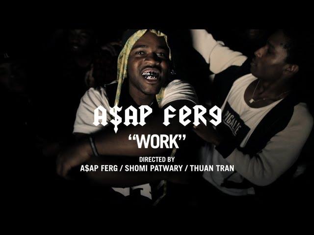 A$AP Ferg - Work